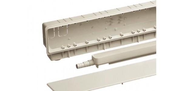 Instalační boxy přípravu instalace klimatizace