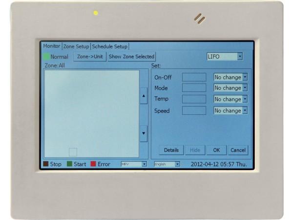 obrázek Centrální ovladač YCZ-A003