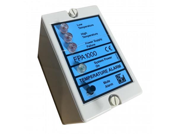 obrázek Teplotní alarm